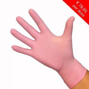 Soft Nitrile Premium Roze