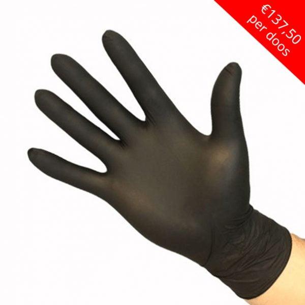 Soft Nitrile Premium Zwart