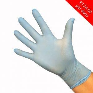 soft nitrile premium blauw   stuks
